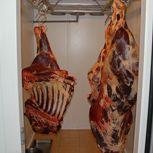 Hovězí mlété maso (nebo kostky na guláš)